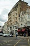 出版HQ,伦敦的兰登书屋 库存图片