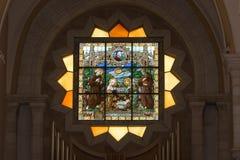 出生耶稣 免版税库存照片