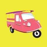 出租汽车泰国 免版税图库摄影