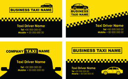 出租汽车背景 免版税图库摄影