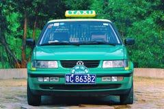 出租汽车 免版税图库摄影