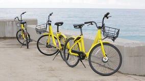 出租海的自行车 影视素材