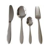 刀叉餐具厨房 库存图片