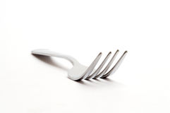 刀叉餐具 免版税库存图片