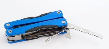 刀子多工具 库存照片
