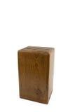 刀子的木箱 免版税图库摄影