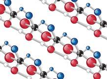 分子 库存图片