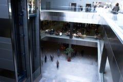 分市政厅增强二 免版税库存照片