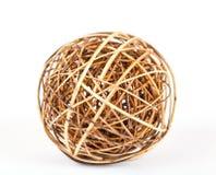 分支球形 免版税库存照片