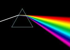 分散性棱镜 库存例证
