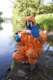 分析专家水 免版税图库摄影