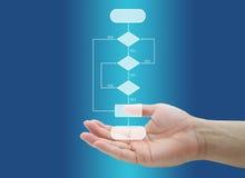 分析业务决策 库存图片