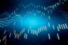 分析和财务概念 向量例证