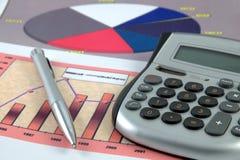 分析市场营销 免版税图库摄影