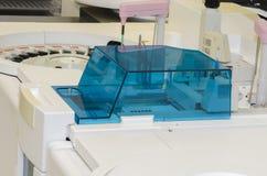 分析仪组分-实验室 库存照片