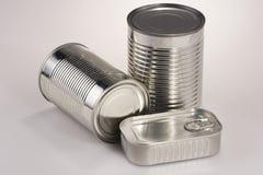 分类可能装罐 免版税库存图片