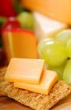 分类干酪果子 库存图片
