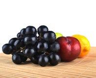 分类异乎寻常的果子 图库摄影