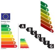 分类能源 免版税库存照片