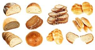 分类面包店 库存照片