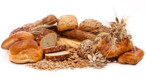 分类面包 免版税库存照片