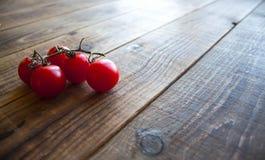 分行成熟蕃茄 库存图片