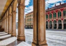 分裂克罗地亚威尼斯式广场 免版税库存照片