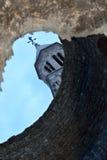 分裂的大教堂从Vestibul地方 免版税库存照片