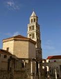 分裂的1 Diocletian宫殿 库存照片