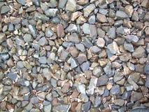 分裂石纹理 库存照片