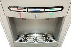 分配器净化器水 免版税库存图片