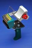 分配器磁带 免版税库存照片