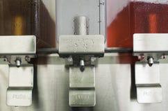 水分配器 免版税库存照片