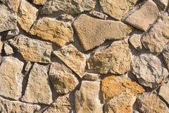 切削的石墙纹理和背景的样式 图库摄影