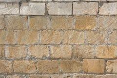 切削的石墙纹理和背景的样式 库存照片