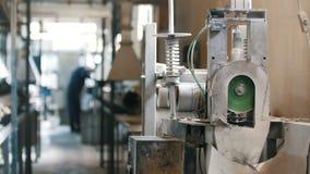 切口玻璃纤维标尺-综合增强,建筑的,关闭产业制造  影视素材