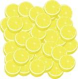 切小山柠檬 免版税库存图片