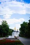 切尔尼戈夫,乌克兰 库存图片
