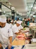 切尔西市场食物 库存图片