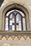 切开在房子窗口意大利里 免版税库存图片
