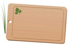 切板木纹理 库存图片