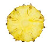 切片菠萝 免版税图库摄影