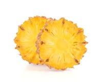 切片菠萝 图库摄影