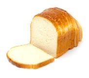 切的面包 免版税图库摄影