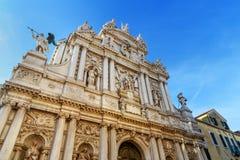 切萨二圣玛丽亚百合的del吉廖岛或教会圣玛丽 r E 免版税库存图片