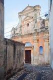 切萨del罗萨里奥,奥罗塞伊,撒丁岛,意大利 库存图片
