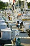 划船主题 免版税库存图片