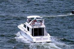 划船佛罗里达周末 库存照片