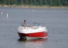 划船肯塔基 免版税图库摄影