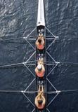 划船 免版税库存图片